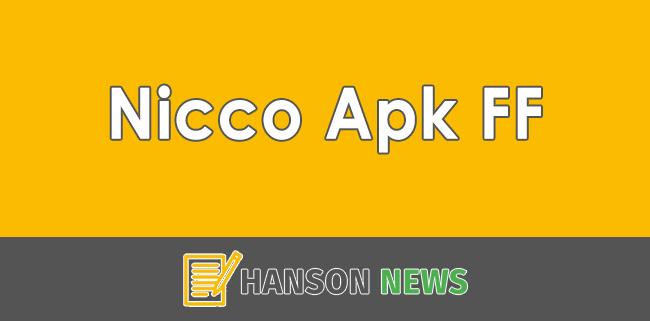 Cara Menggunakan Nicco Apk FF